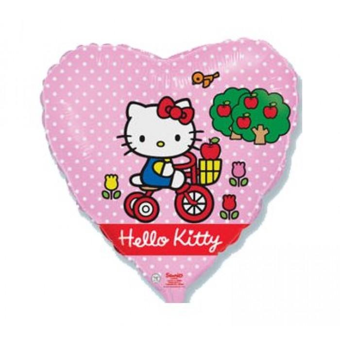 Hello kitty - širdelė