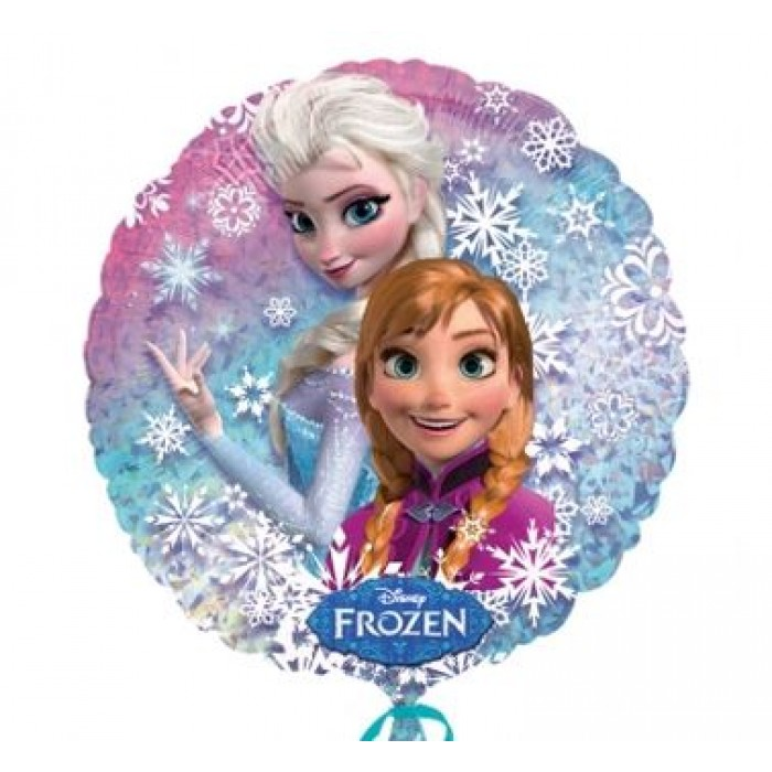 Frozen - apskritimas