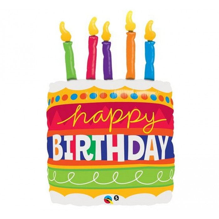 Happy Birthday - Tortas