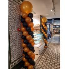 Papuošimas su balionų stovais