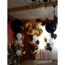 XL dydžio ir kiti balionai
