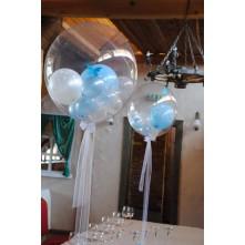 Balionai-bablai su balionais viduje