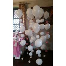 Lašeliai iš balionų
