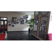 Balionai ORBZ (veidrodinio efekto)