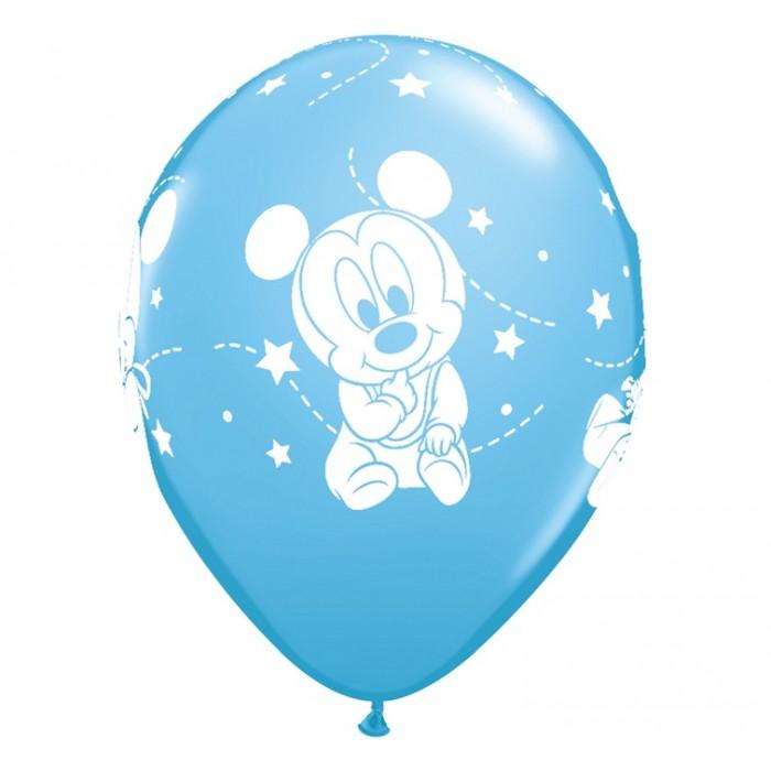"""Balionas """"Baby Mickey"""""""