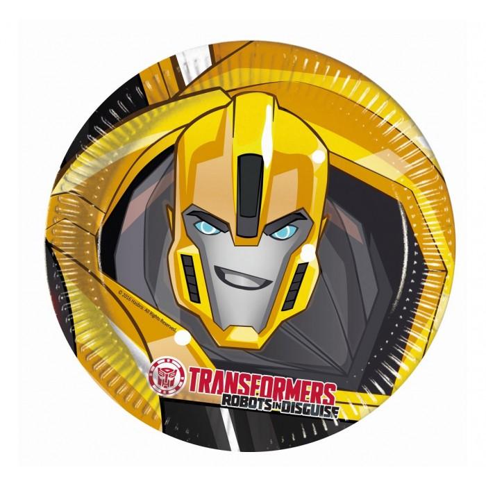 """Lėkštutės """"Transformers"""""""