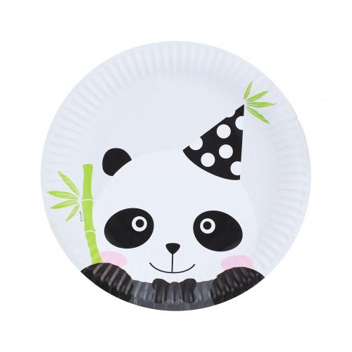 """Lėkštutės """"Panda"""""""