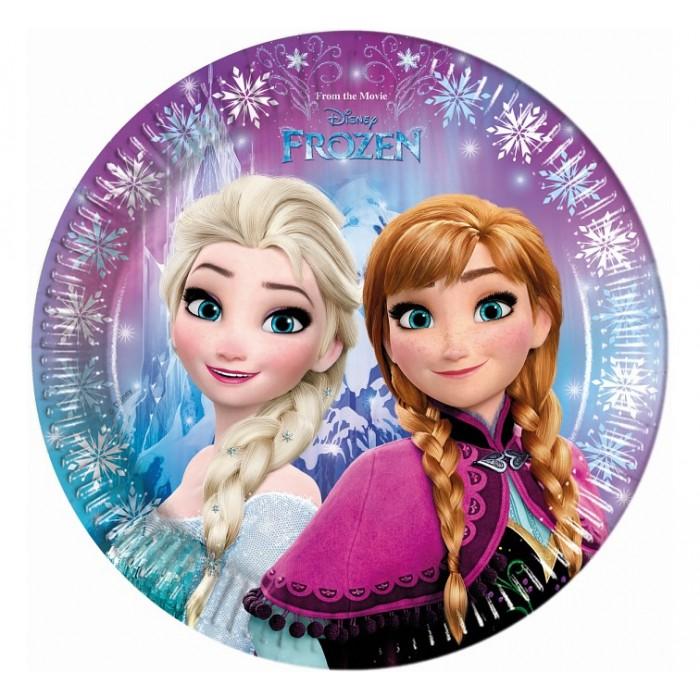 """Lėkštutės """"Frozen"""""""