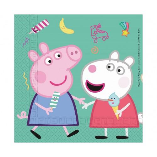 "Servetėlės ""Peppa Pig"""