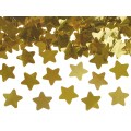 "Konfeti patranka ""Gold stars"""
