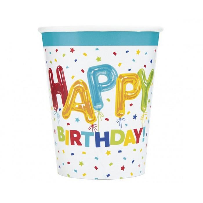 """Puodeliai ''Happy Birthday"""""""