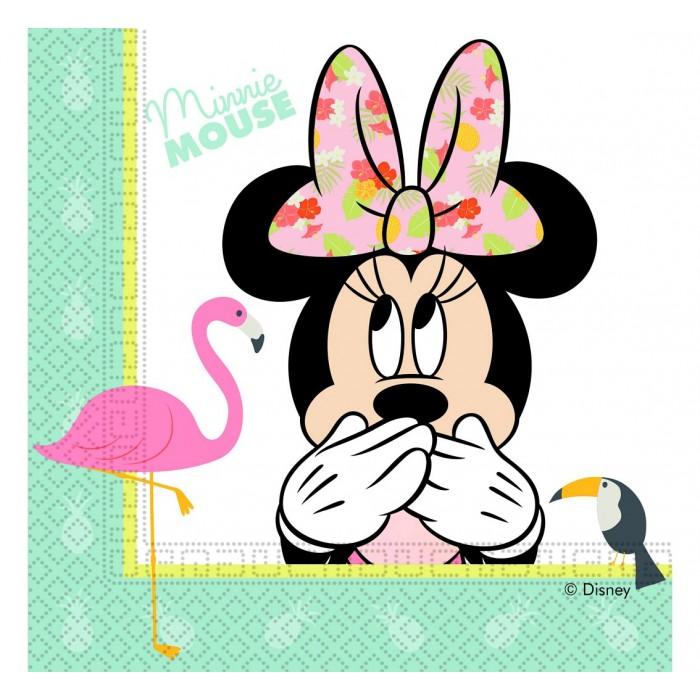 """Servetėlės """"Minnie Tropical"""""""