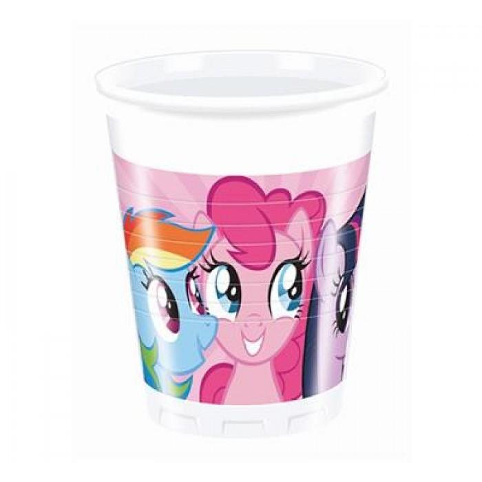 "Puodeliai ''My little pony"""