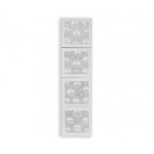 Balionų dekoravimo dėžutės