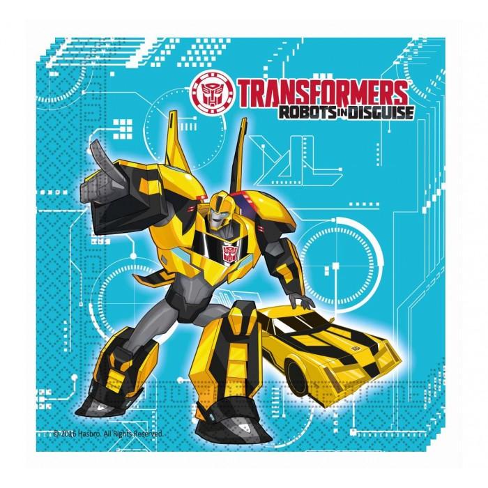 "Servetėlės ""Transformers"""