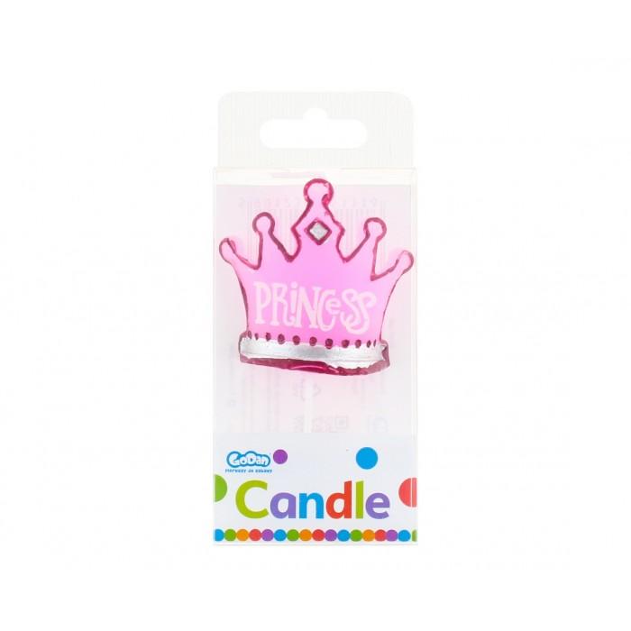 """Žvakutė """"Princess"""""""